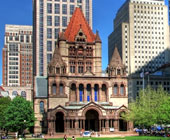 Trinity Church - Boston MA