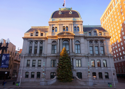 Providence, Rhode Island City Hall